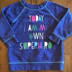 Cat & Jack 2t Toddler girl sweater